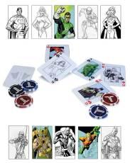 JusticeLeague_PokerSet