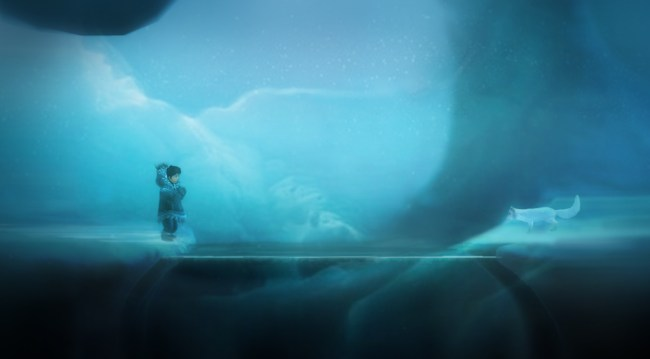 Never Alone Banner Image