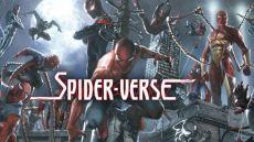 Marvel, Spider-Man, Spider-Gwen, Spider-Woman, Spider-Verse, Batman, DC Comics, Scarlet Spider, Dan Slott, Olivier Coipel, Morlun