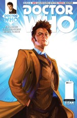 The Tenth Doctor #4 Cover A (Verity Glass)