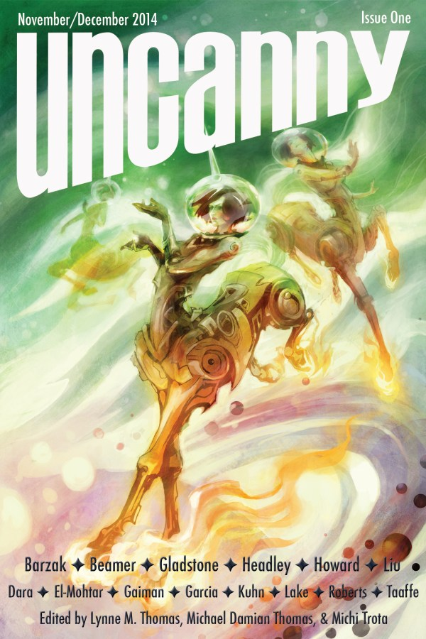 Uncanny_Issue_One