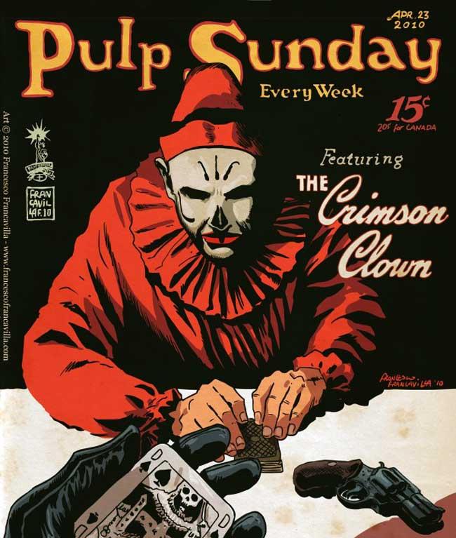 Crimson-Clown