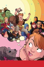 Squirrel Girl 1 cover