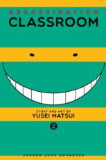 assassination classroom volume 2 cover image