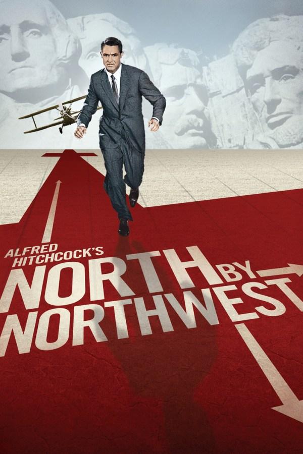North-by-Northwest-Movie-Poster