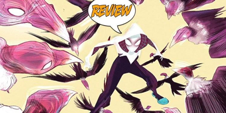 Spider-Gwen #2 Feature Image
