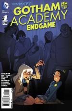 Gotham Academy Endgame_cover