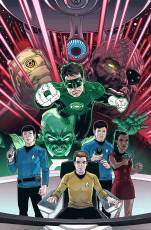 Star Wars, Captain Kirk, Captain Picard, Deep Space Nine, Next Generation, Doctor Who, Guardians of the Galaxy, Green Lantern, DC Comics, Marvel, Legion of Super-Heroes,