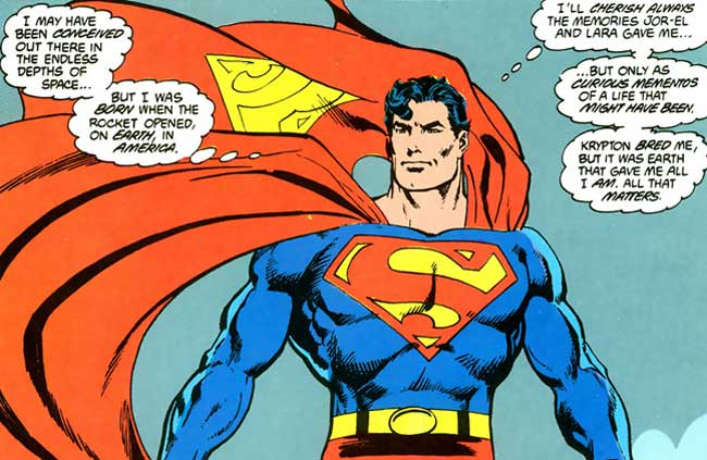 7 Superman