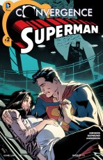 ConvergenceSuperman2Cover