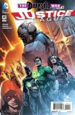 DC, Justice League, Superman, Lex Luthor, Jason Fabok, Geoff Johns, Wonder Woman, Darkseid, New Gods, Anti-Monitor, Mister Miracle, Cyborg, Vic Stone, Groot, Batman