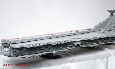 LEGO Star Destroyer 4