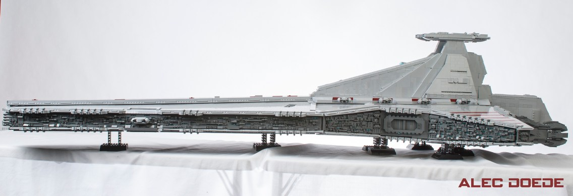LEGO Star Destroyer 7