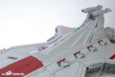 LEGO Star Destroyer 6