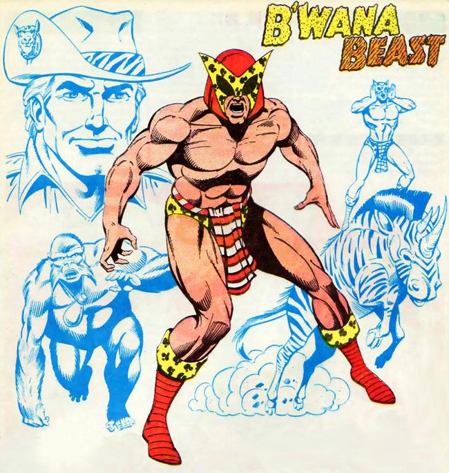 B'wana Beast