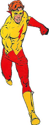 Kid_Flash_Wally