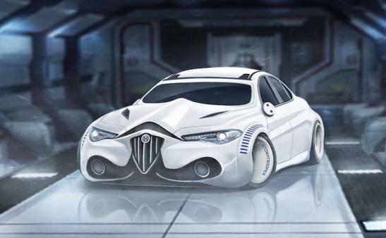 Stormtrooper-car