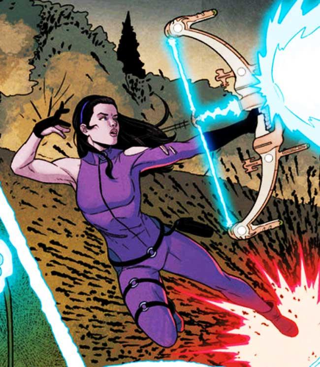 Hawkeye-II