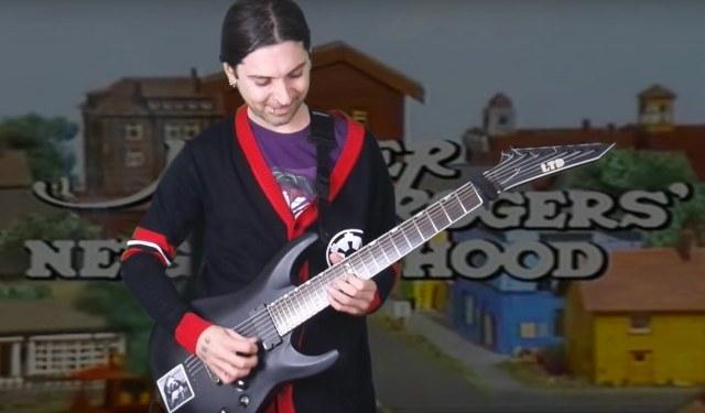 mr-rogers-metal-theme