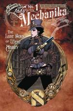 Lady Mechanika_1_cover