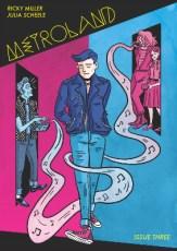 Metroland 3 Cover