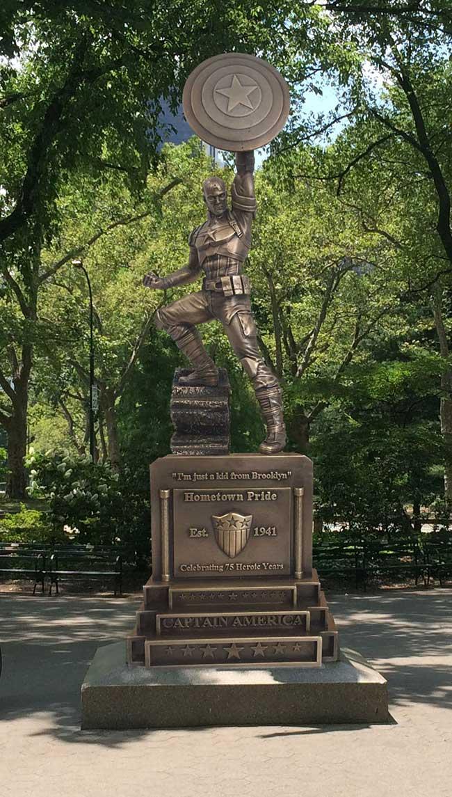 Captain-America-Statue---Park-Simulation-image