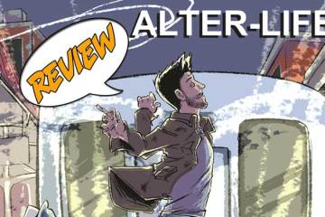 Alter-Life, Jake, Caleb Thusat, Katrina Kuntsmann, Kickstarter, Wizard World Chicago, Zed, Indie, comic, self-publish