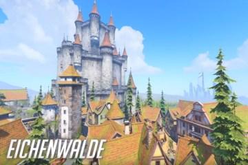 Eichenwald Releases in Overwatch PTR