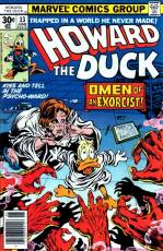 HowardTheDuck13Cover