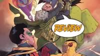 Teen Titans, DC, Robin, Rebirth, Batman, Damien Wayne, Beast Boy, Starfire, Khoi Pham, Wade von Grawbadger, Jim Charalampidis, Cyborg, Kid Flash, Benjamin Percy, Ra's al Ghul