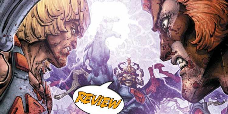 He-Man/Thundercats #6 Review
