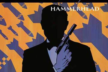 James Bond Hammerhead 6