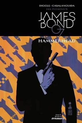 James Bond Hammerhead 6