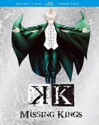 K: Missing Kings Anime Movie
