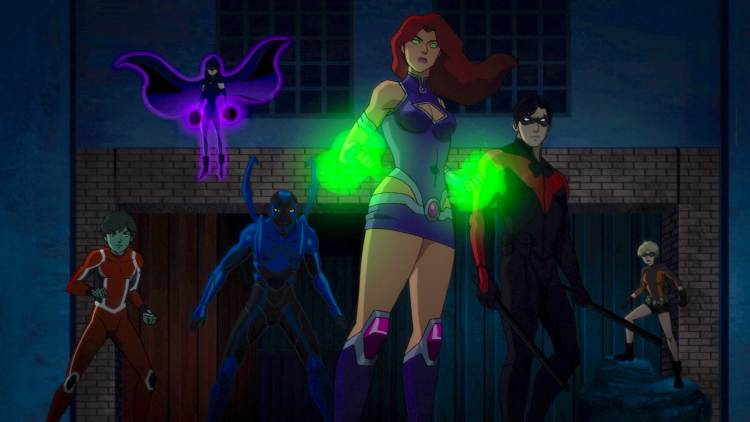 Teen Titans The Judas Contract
