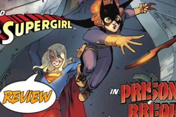 Batgirl Annual #1 Review