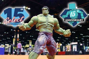 Diamond Select Toys c2E2