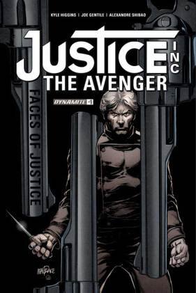 Justice Inc. The Avenger