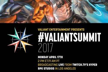 Valiant Summit