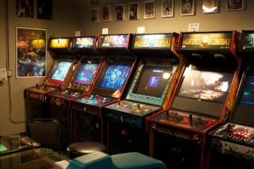 Top Ten Arcades in America
