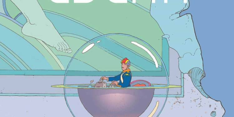 The Art of Moebius Edena