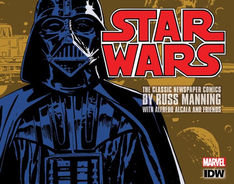 Star Wars Newspaper Collection