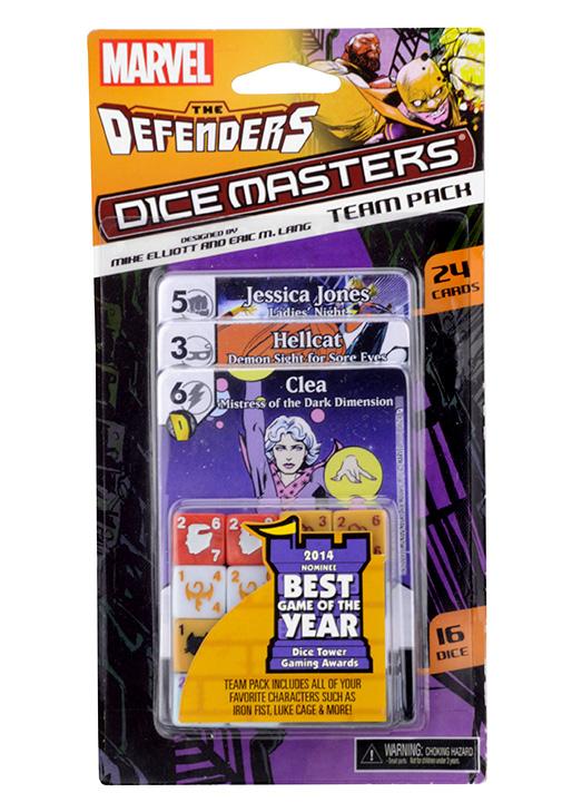 Defenders Dice Masters
