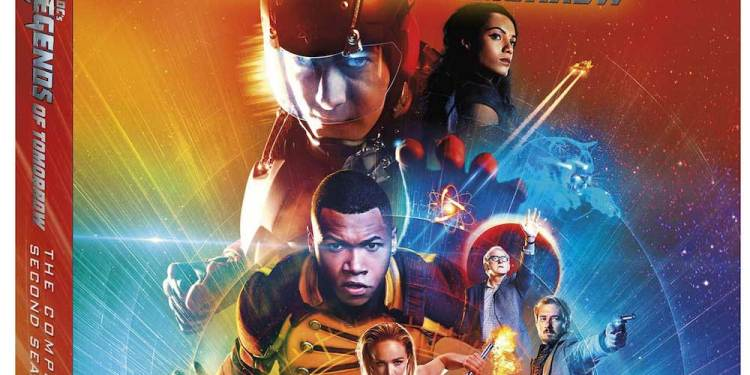 DC's Legends of Tomorrow Season 2