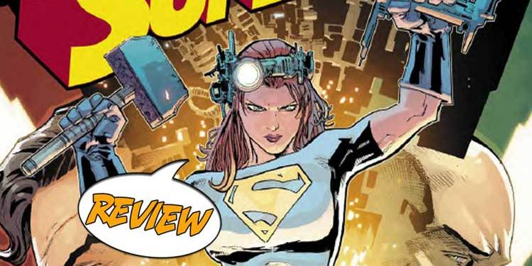 Superwoman #10 Review