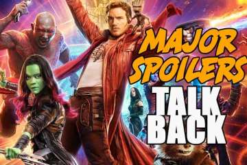 Guardians of the Galaxy Vol. 2 Talk Back