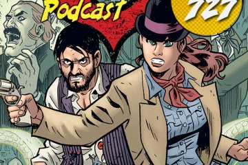 Major Spoilers Podcast Sixth Gun Vol. 4