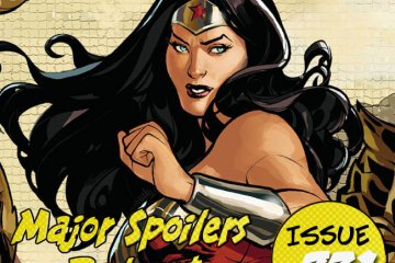 Major Spoilers Podcast Wonder Woman The Circle DC Comics