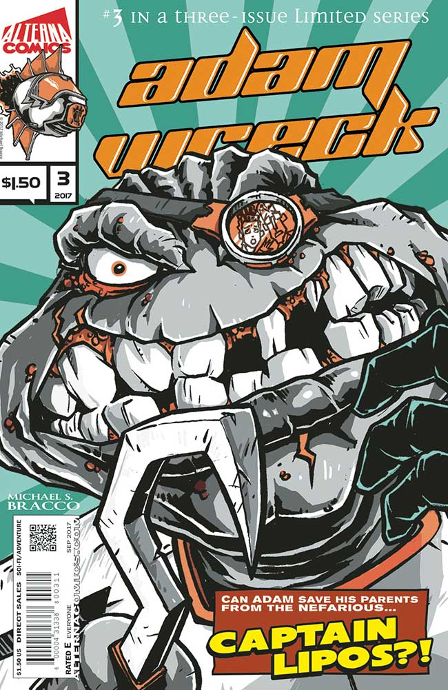 Review: Alterna Comics' The X11 #1 – We Have A Hulk