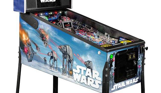 Star Wars Pinball Machines